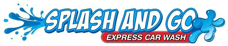 Splash and Go Express Car Wash Logo