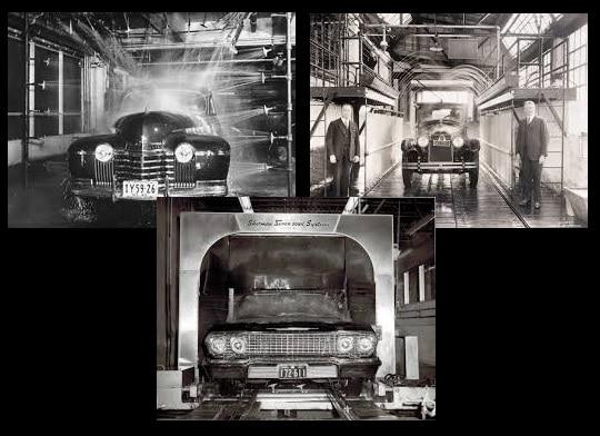 car wash history