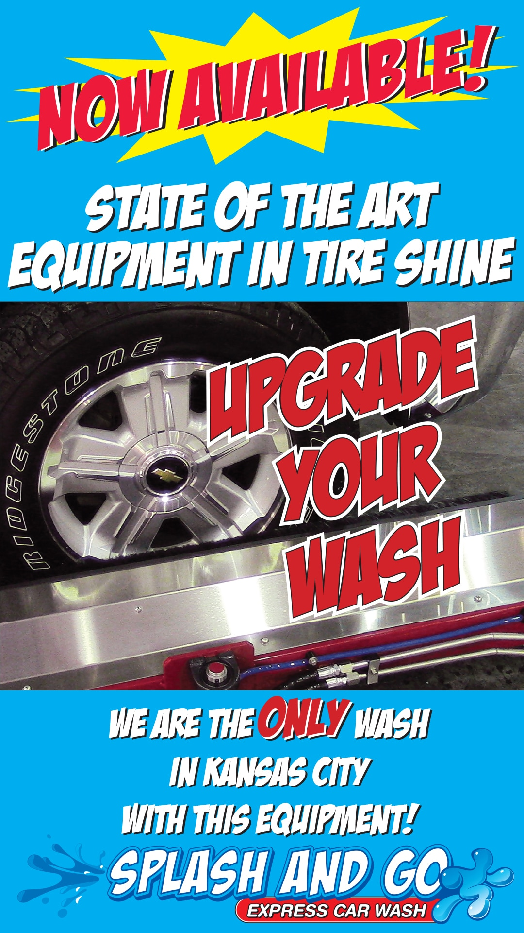 Best Car wash Tire Shine