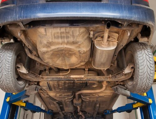 Is it Important to Wash Your Cars Undercarriage?