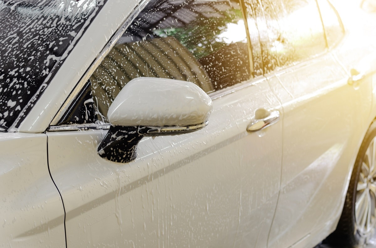 water spots on car prevention
