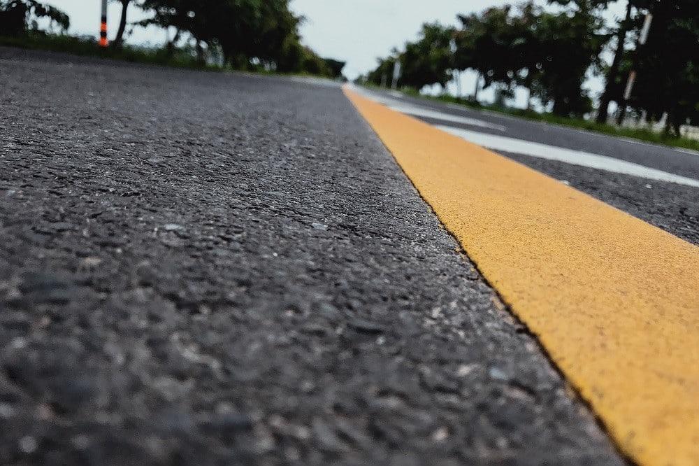 road tar