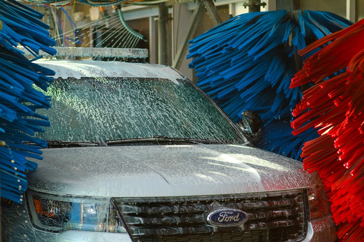 Washing your car regularly has so many benefits.