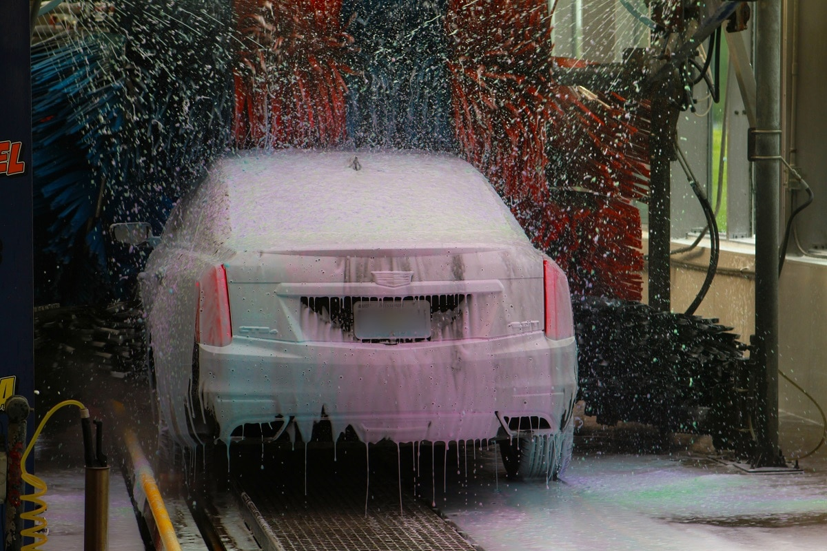 why washing your car in the winter is important