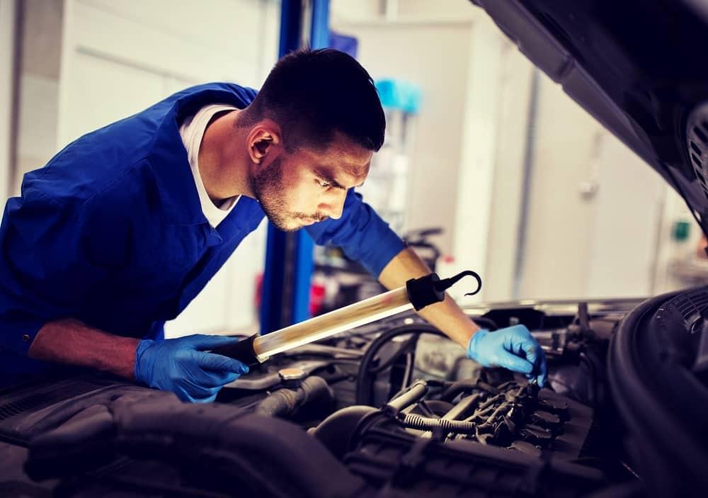 DIY vehicle repairs